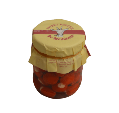 Gevulde Sweet Peppers