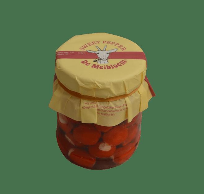 Gevulde Sweet Peppers